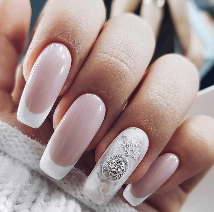 Дизайн модных ногтей фото  свежая подборка