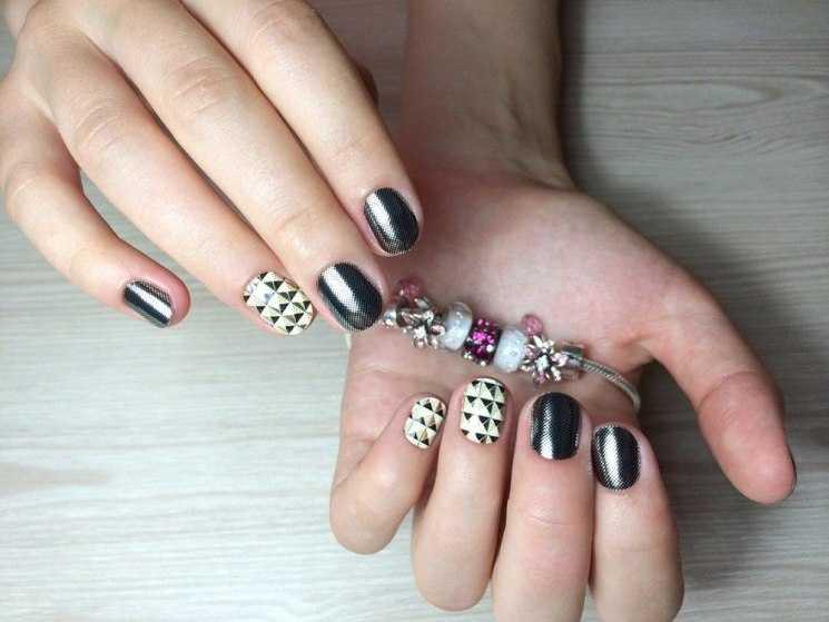 Идеи дизайна коротких ногтей фото  свежая подборка