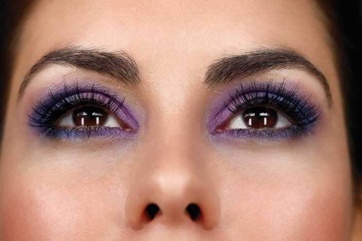 Как подобрать макияж для глаз правильно