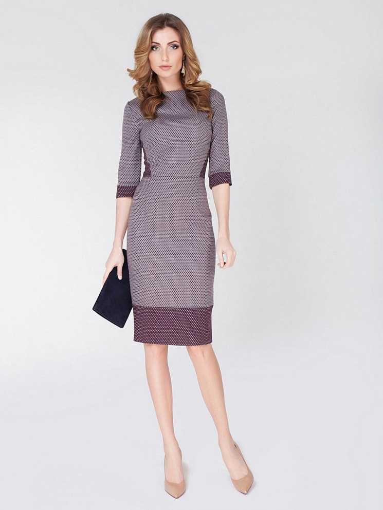 модели деловых платьев фото факт остается