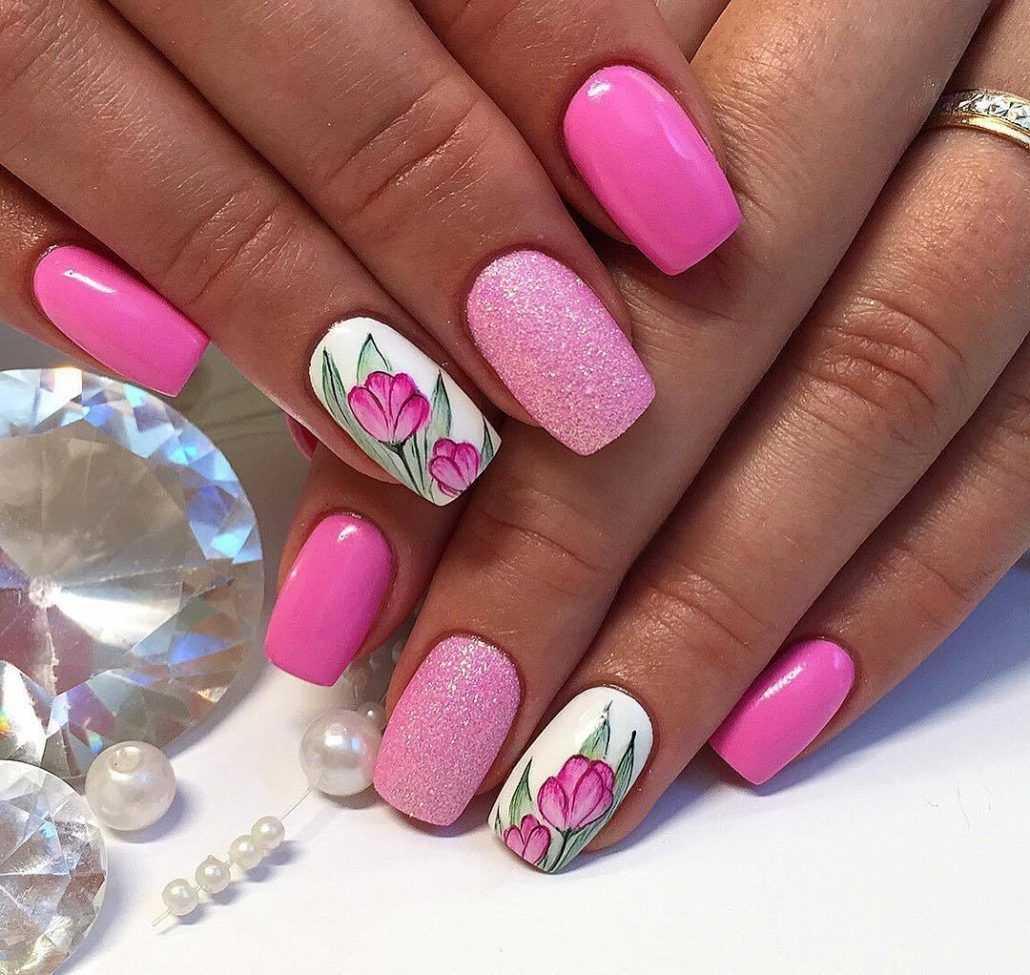 красивые картинки маникюра на ногтях гель лаком модные тенденции фото каждого них