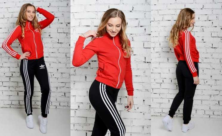 Женская модная спортивная одежда - секреты стильного лука и варианты  красивых сочетаний в спортивной одежде (110 фото)