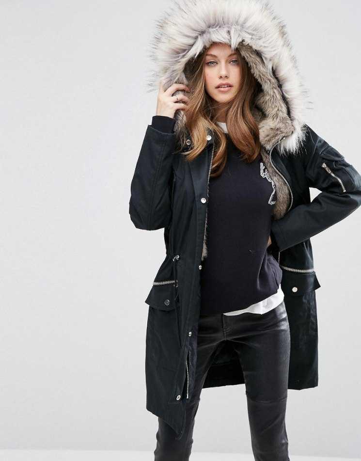 фото модных женских зимних курток всегда